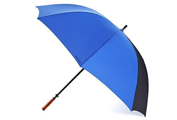 Golf Umbrella Blue Black On Onekingslane Com Modern