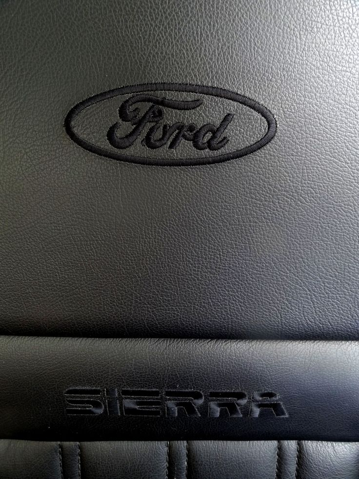 embroidery brand ford