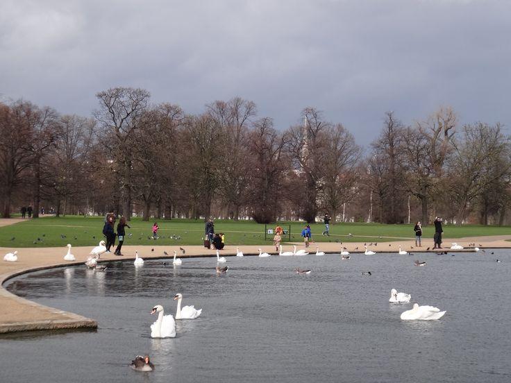 kensington gardens london