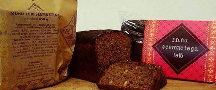 Muhu Bakery on paikka hyvän leivän ystäville. Leipomo tarjoaa joka päivä tuoretta tummaa siemenleipää sekä Muhun omaa vaaleaa sekä ranskalakaistyylistä leipää. Saatavissa on myös pähkinöillä ja rusinoilla höystettyjä leipiä. Ensimmäinen setti leipiä on valmiina noin kello 9.15 arkiaamuisin, lauantaisin hieman myöhemmin. Leipomomyymälä sijaitsee Loomelinnakissa. #leipä #mustaleipä #bakery #Loomelinnak #estonia