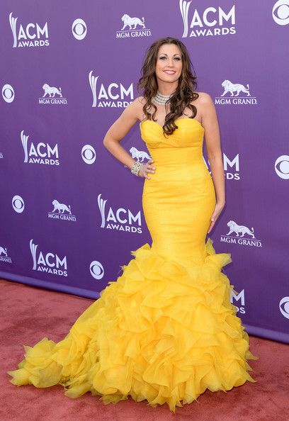 Danielle Peck at the Country Music Awards 2013
