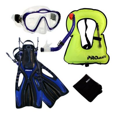Buying kids snorkeling gear can be a challenge. See our tips on finding the best snorkel set for your child. We cover mask, snorkels, fins, vests and wetsuits. Picks for best children's snorkel gear