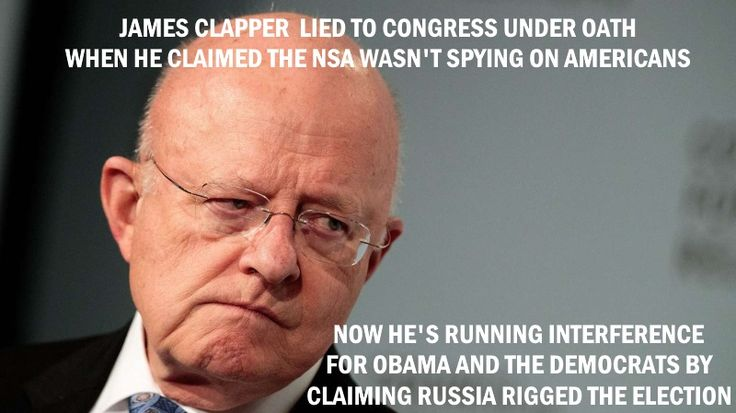 Director of National Intelligence - spy in other words, are taught to lie.