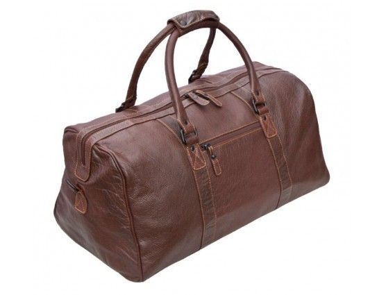 Image of Tribal Leather Holdall