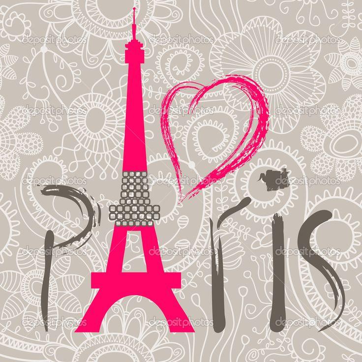 Paris lettering cambia la A por la torre donde esto quiere decir letras dibujadas a mano , traducción de lettering , practicamente quiere decir letras dibujadas no escritas .