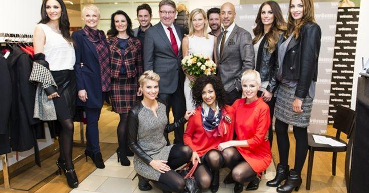 Am Donnerstag (04. September) bot das Modehaus Wöhrl seinen Kunden ein einmaliges Event. Beim Fashion-Event moderierte Fernsehmoderatorin Nina Ruge die  …
