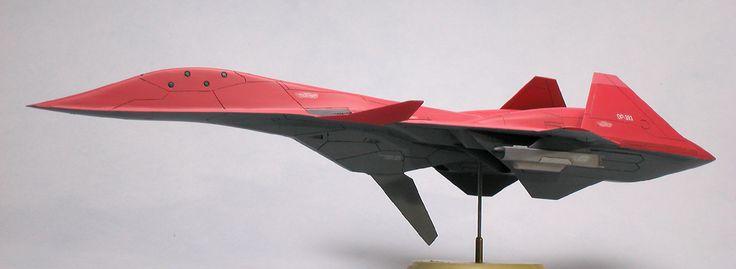 ADF-01 Z.O.E.(2): Sparrow S.A.Weblog