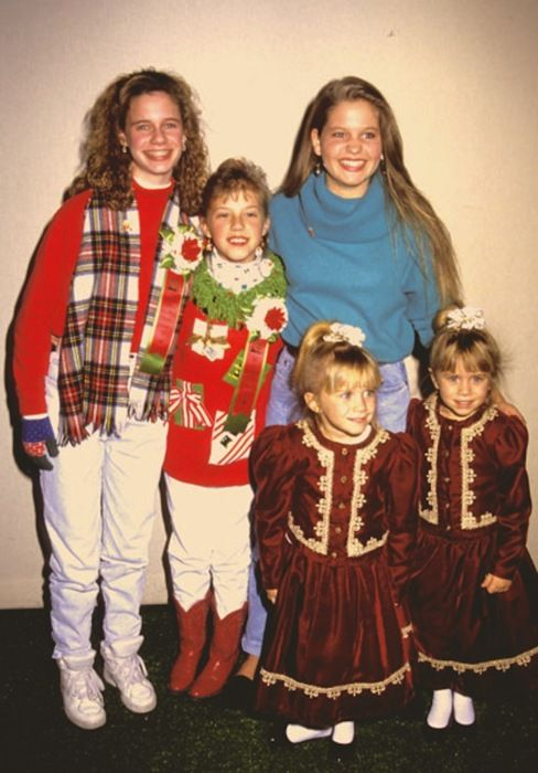 full house cast- that is soooo long ago!