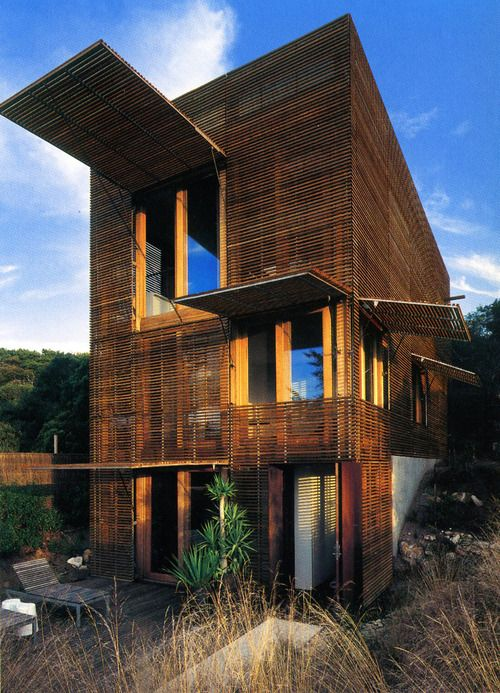 carter/tucker house ~ sean godsell via: subtilitas