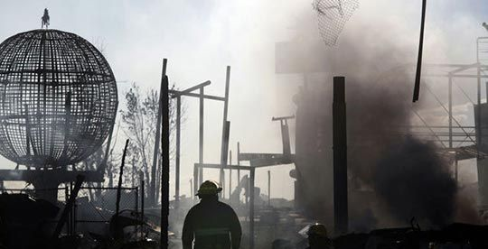Sturgis Full Throttle Saloon Destroyed By Fire. And Now?