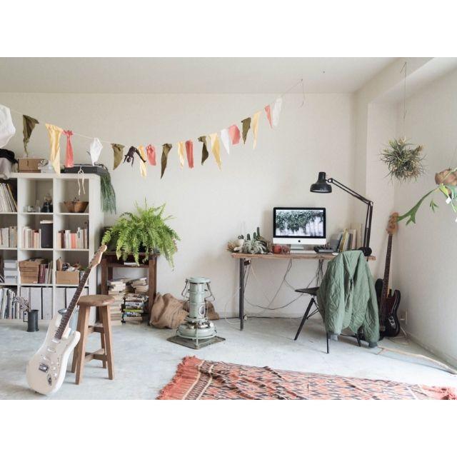 初めての一人暮らしを楽しくするインテリア | RoomClipMag | 暮らしとインテリアのwebマガジン