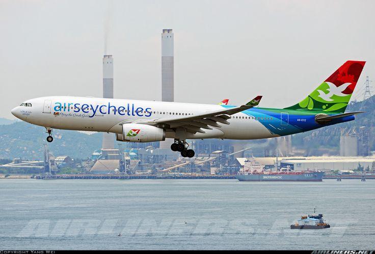 Air Seychelles (Etihad Airways) A6-EYZ Airbus A330-243 aircraft picture