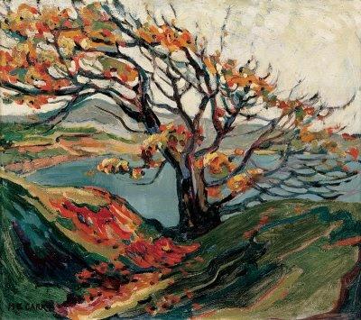 Emily Carr / Autumn Tree