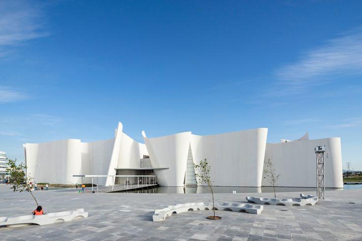 Gallery of Museo Internacional del Barroco / Toyo Ito & Associates - 26