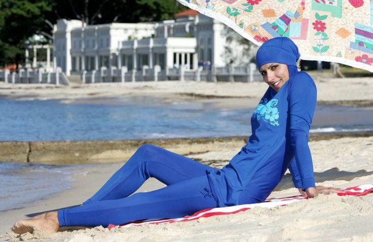 Burkini, il costume da bagno della stilista australiana Aheda Zanetti