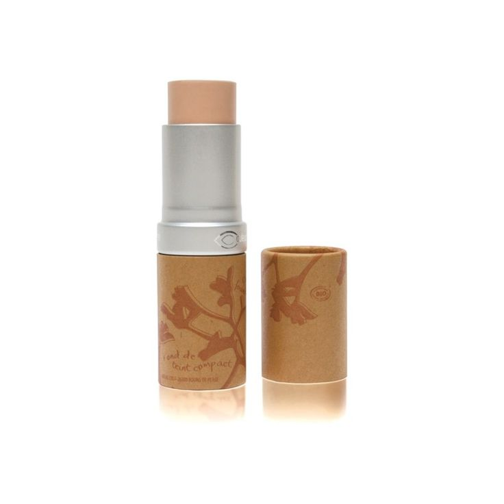 Fondotinta Compatto in Stick n 12 - Beige Clair - Couleur Caramel - EcoLifeBio