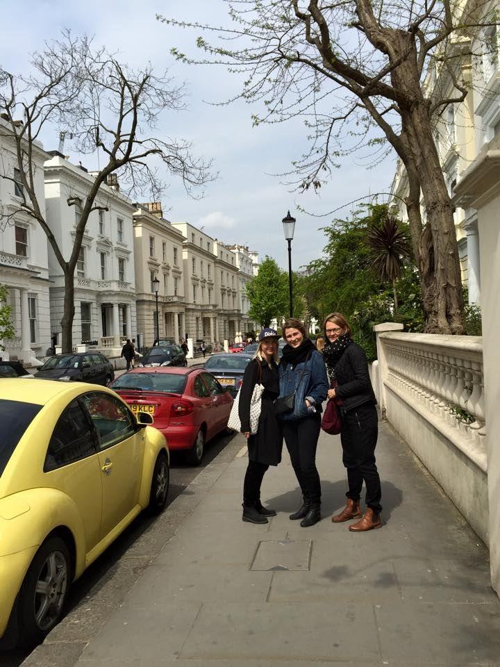 Notting Hill, England.