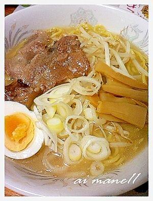 簡単な味噌ラーメンのスープレシピ