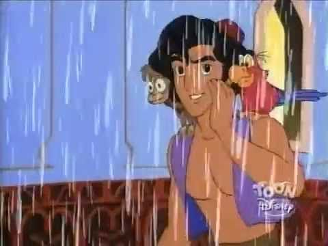 Aladdin Episode 17 Fowl Weather - YouTube | Aladdin ...