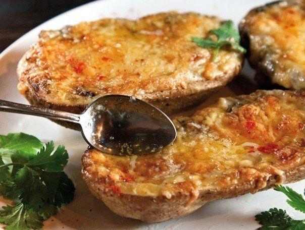 Шустрый повар.: Жульен в картофеле