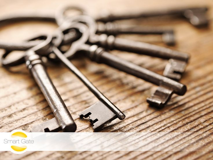 "Fun fact: In ancient times, some Roman citizens wore their keys on their belt. These people's homes were not worth to break into, since those were protected with ""modern"" locks. Thanks to the iBlue Smart Gate, you do not have to apply these kind of ancient methods. :) http://iblue.eu/smart-gate/"