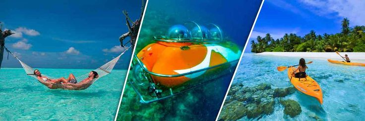 Maldives Tour Packages from Pakistan