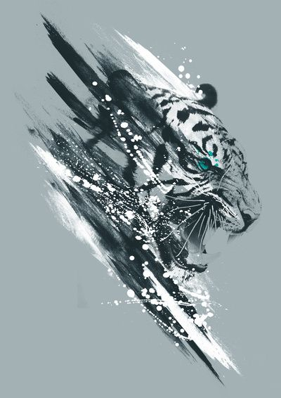 white, tiger                                                                                                                                                                                 More