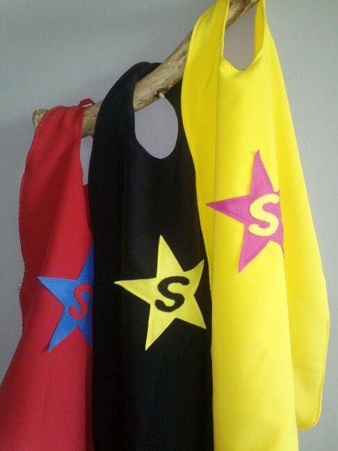 Superhelden cape