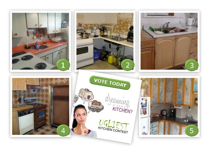 Canada's Ugliest Kitchen Contest - Home Trends Magazine