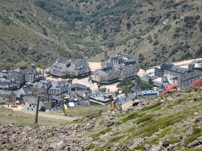 A Loucura da MAG: Junho 2011 - Serra Nevada