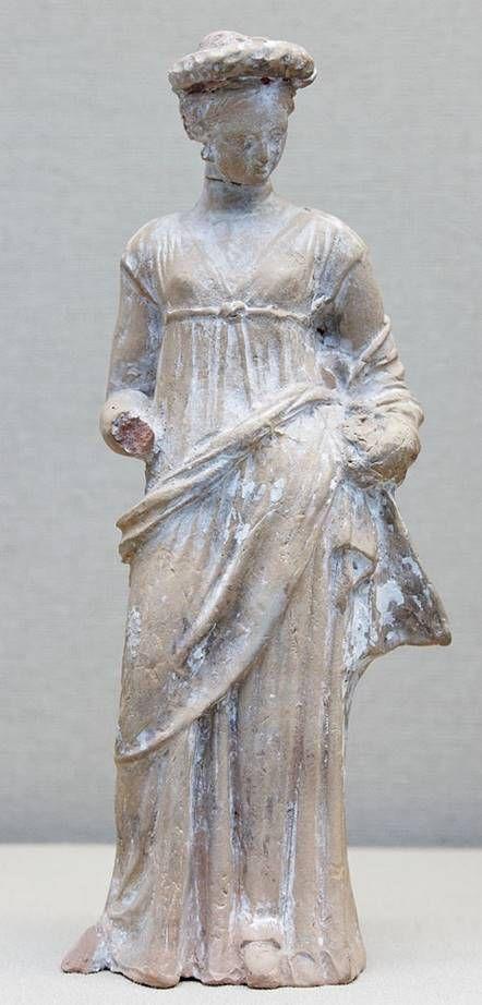 Antik Yunan'da kadın Kıyafetleri (Resim 2)