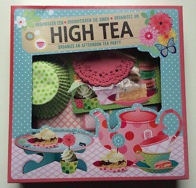 Tee Party Set Spiel Kinder Spielküche Geschenk Küche Geburtstag Küche Neu OVP