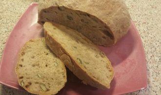 Jednoduchý celozrnný chléb – Viviente - O zdravé výživě