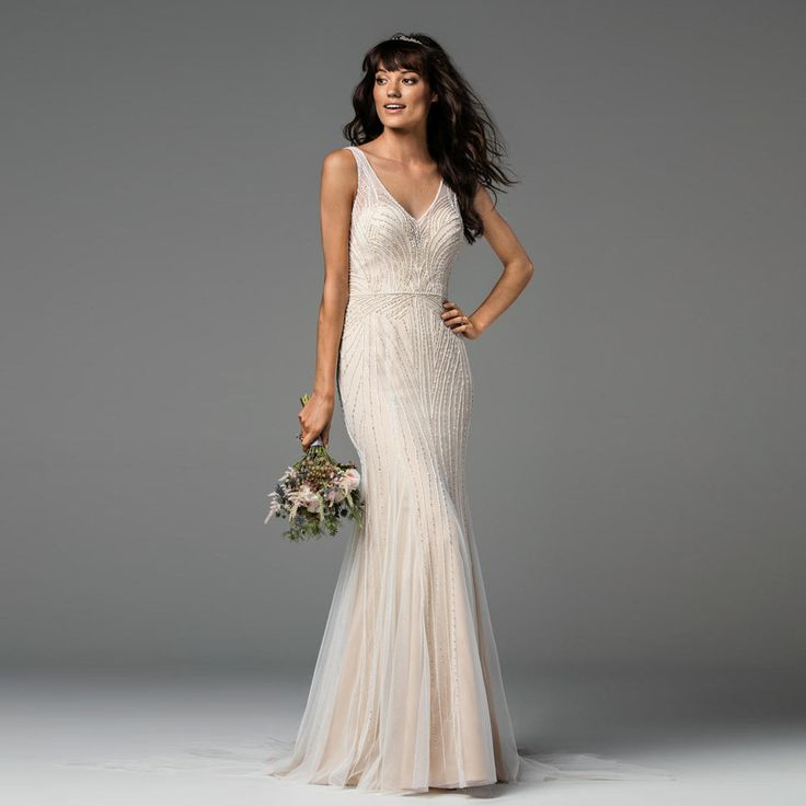 Watters Ocean - Wedding Gown  Call to puchase (02) 9487 4888