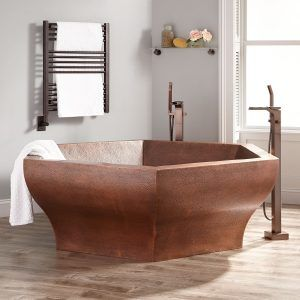 Two Person Double Bathtub
