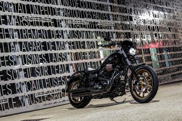 Harley Davidson Dyna Low Rider S 2