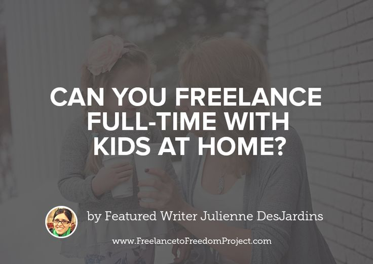 My post on FTFP about freelancing full-time as a mom. And how I made 25% more $ in my biz AFTER my maternity leave!