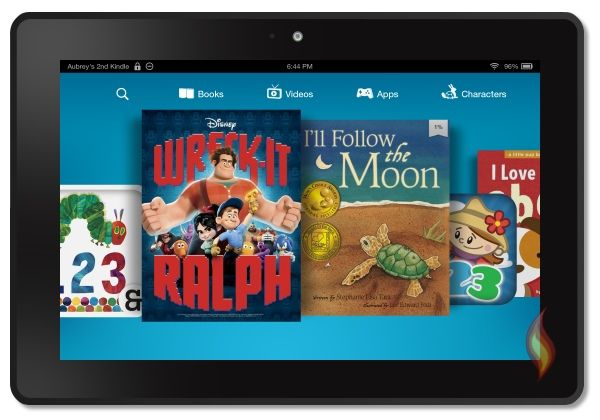 Learn how to setup a Kindle Fire for kids using Amazon's Kindle FreeTime app. From http://www.lovemyfire.com/kindle-freetime.html
