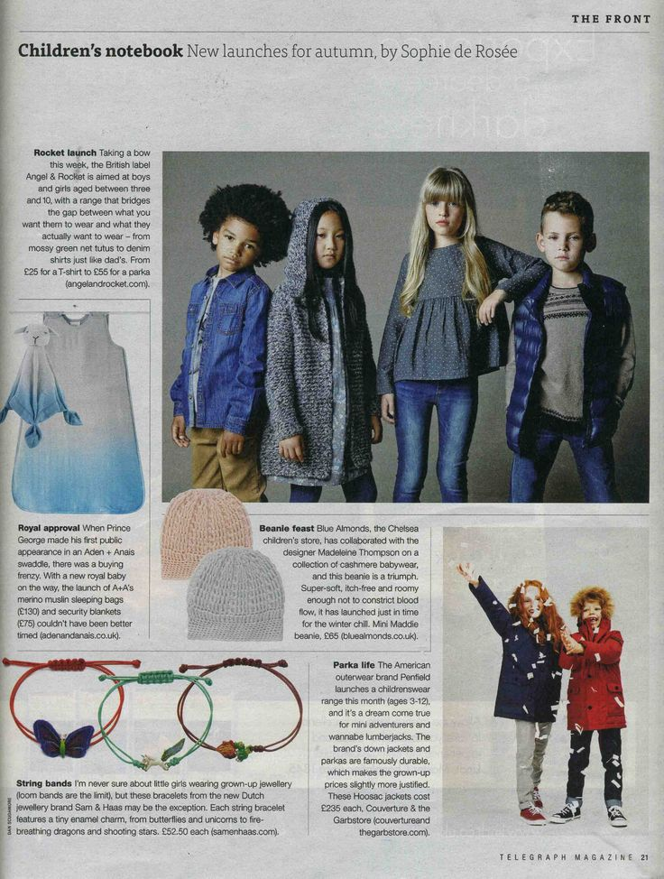 Telegraph Magazine  September 2014 2014