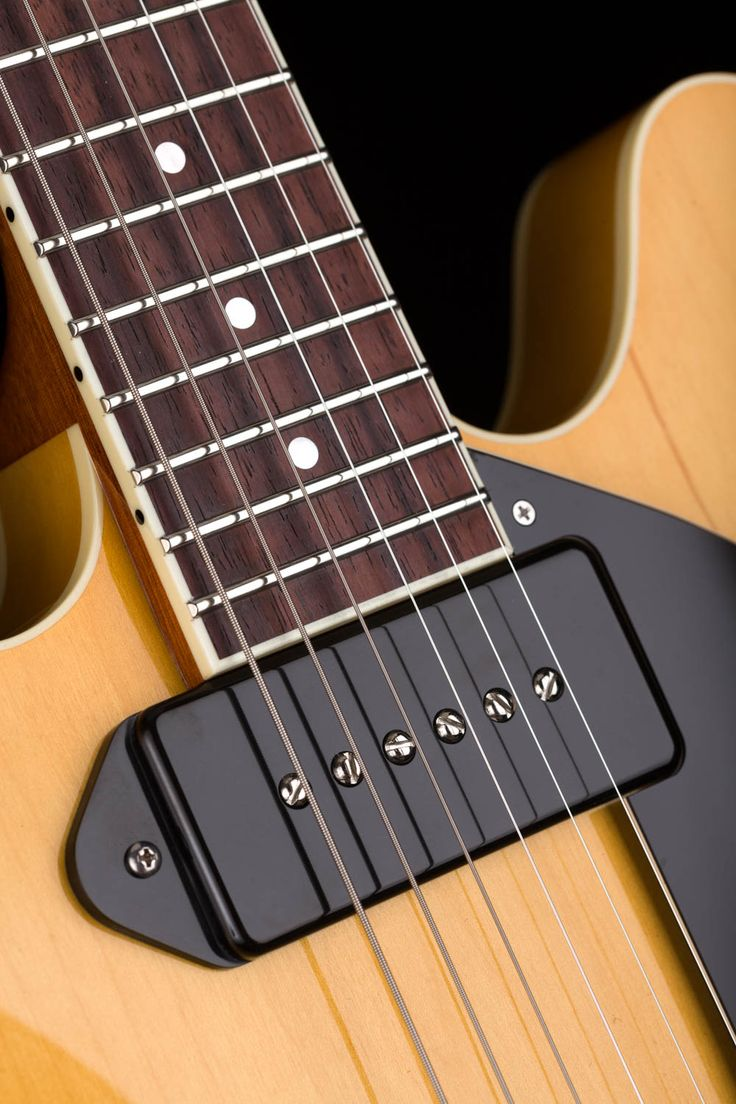 723 Best Guitar Bass Strings Images On Pinterest Guitars Kent Armstrong Pickup Neck Wiring Diagram Collings I 30 Lc Fully Hollow Double Cutaway Electric