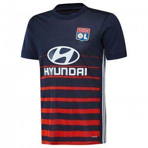 2017 Cheap Jersey Olympique Lyon Away Replica Football Shirt [AFC198]