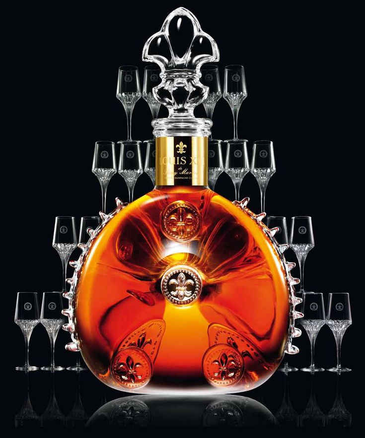 remy martin louis xiii baccarat crystal