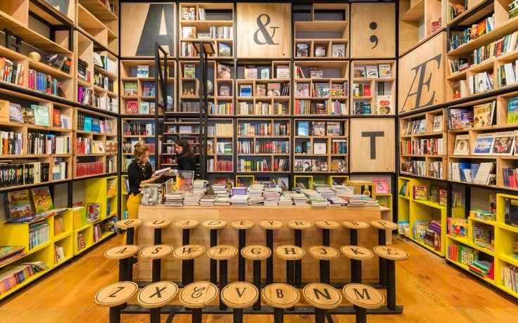 Galería de Librería Quede / Pablo Dellatorre + Estudio Montevideo - 1