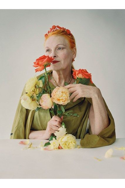 National Portrait Gallery Vogue 100 Centenary Photography Exhibition Robin Muir (Vogue.co.uk)