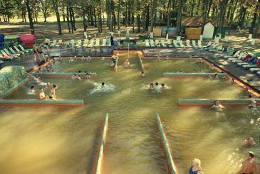 Термальные воды Косино - Ключи и источники - Косонь - Украина - Украина