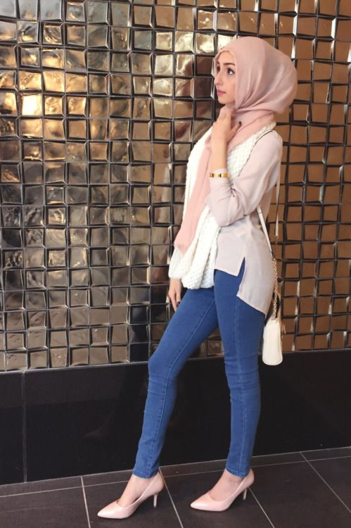 Street Hijab Fashion More