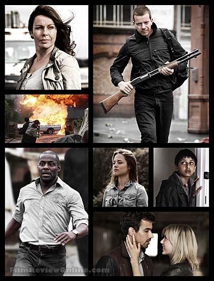 Survivors: Season 2 - Season promtional image, vertical © BBC