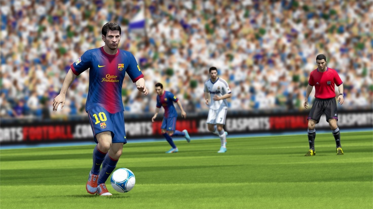 Ready for the FIFA 13?