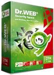 Dr.Web Security Space 11 1ПК 1 год + ПОДАРОК