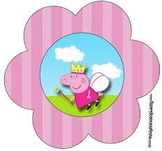 448 best Peppa images on Pinterest  Pig party Pigs and Pig birthday